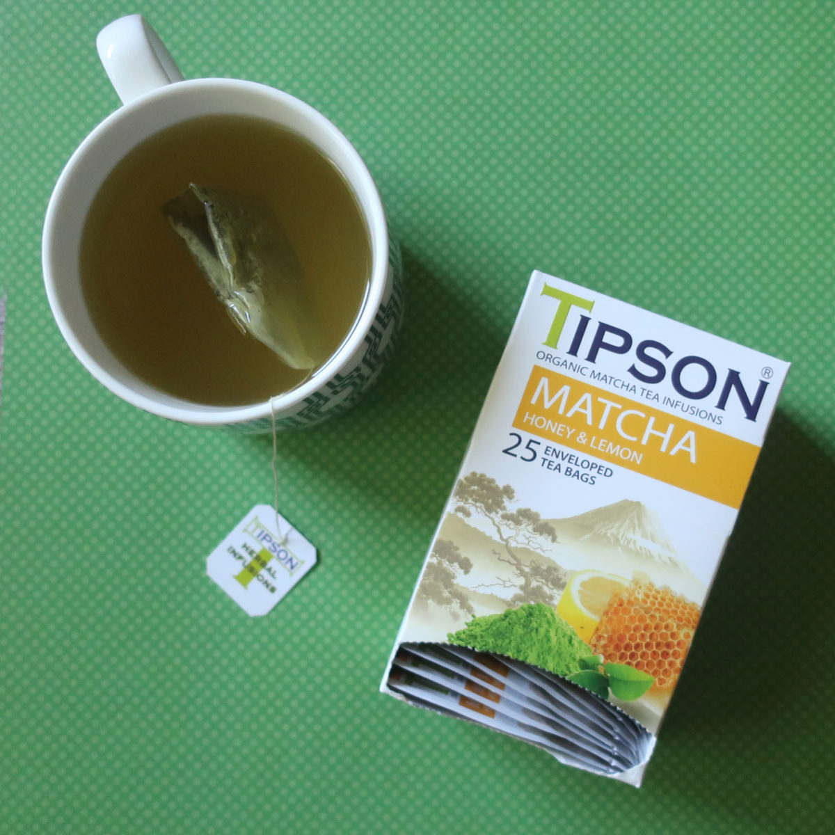 Organic Teas to Boost Your Health!